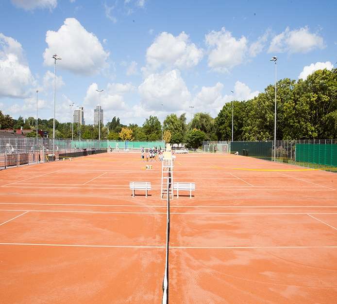 Tennispark De Meer