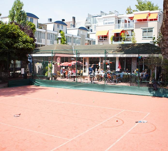 Tennispark Kattenlaan