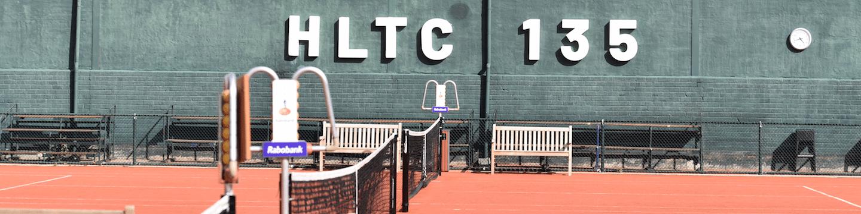 Tennislessen HLTC